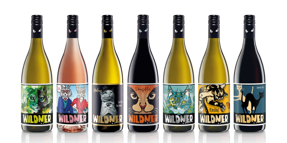 Branding & Labels Weingut Wildner (1)