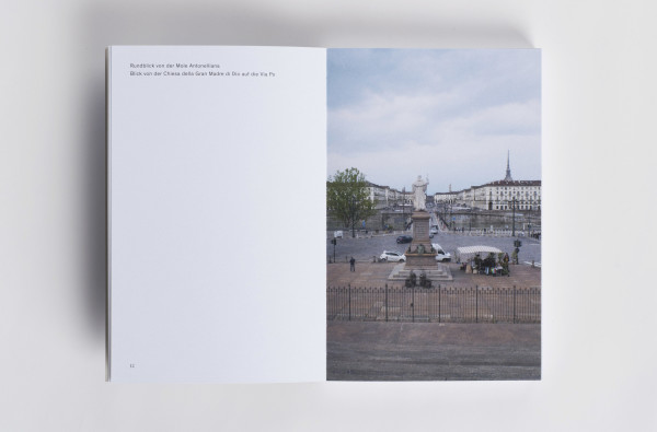 Und vor dem Palazzo Carignano umarmt Nietzsche ein Pferd – Elf Porträts der Stadt Turin (2)
