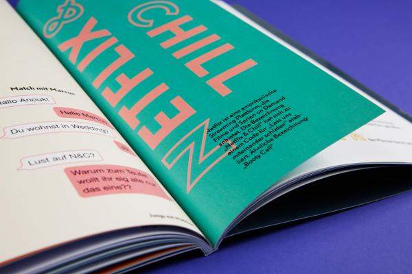 Great Textpectations – Das Magazin über Gender, Chats und Gefühlschaos (3)