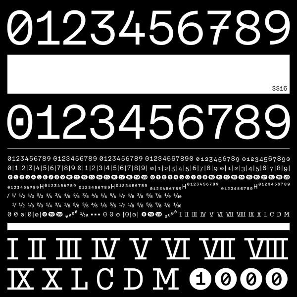 BB Studio™ Pro – Typeface (1)