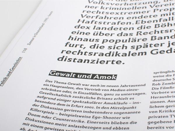 Geschwärzt – Berichterstattung in China und Deutschland (12)