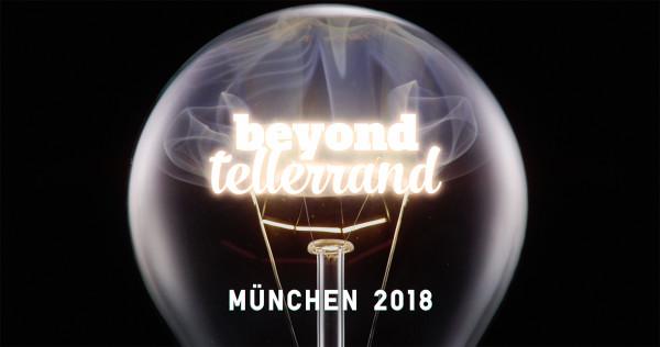Opening Titles für Beyond Tellerrand – München 2018 (19)