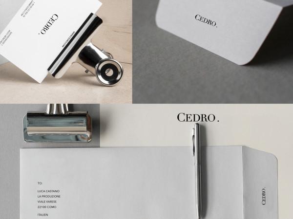 Corporate Identity – Cedro (4)