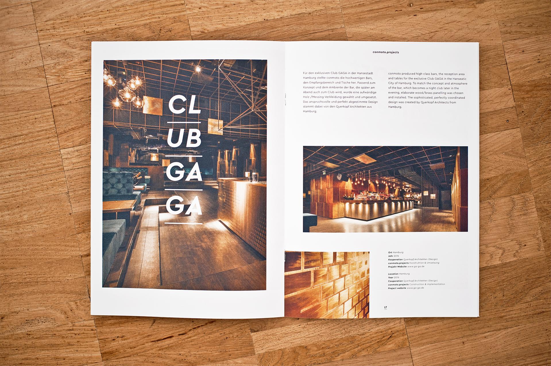 Querkopf Architekten unternehmenskommunikation für conmoto