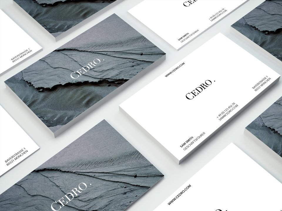 Corporate Identity – Cedro (1)