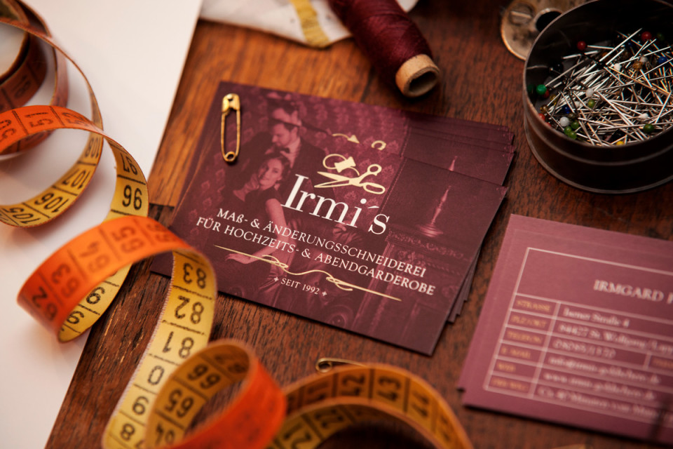 Irmi's  – Corporate Design (1)