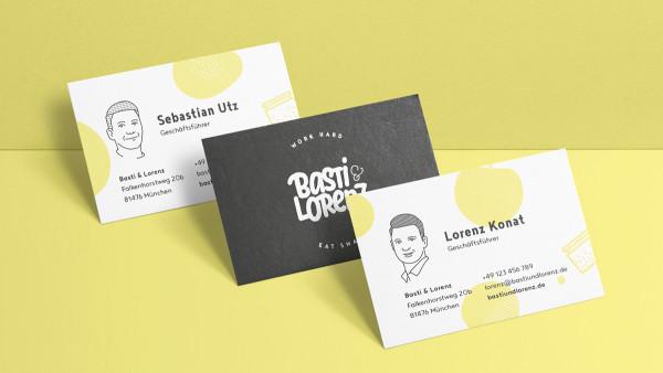 Work Hard, Eat Smart: Brand Design für Basti & Lorenz (1)