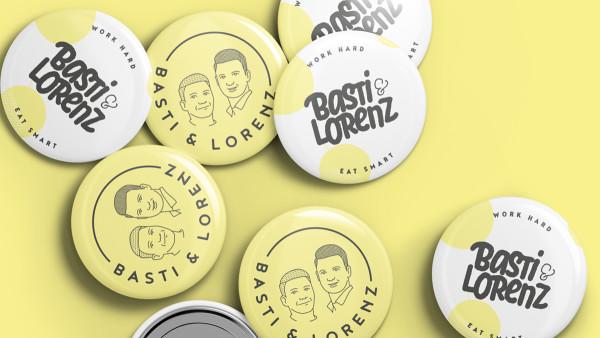 Work Hard, Eat Smart: Brand Design für Basti & Lorenz (8)