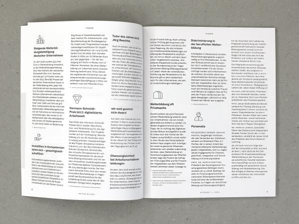 Weiter bilden — DIE Zeitschrift für Erwachsenenbildung (3)