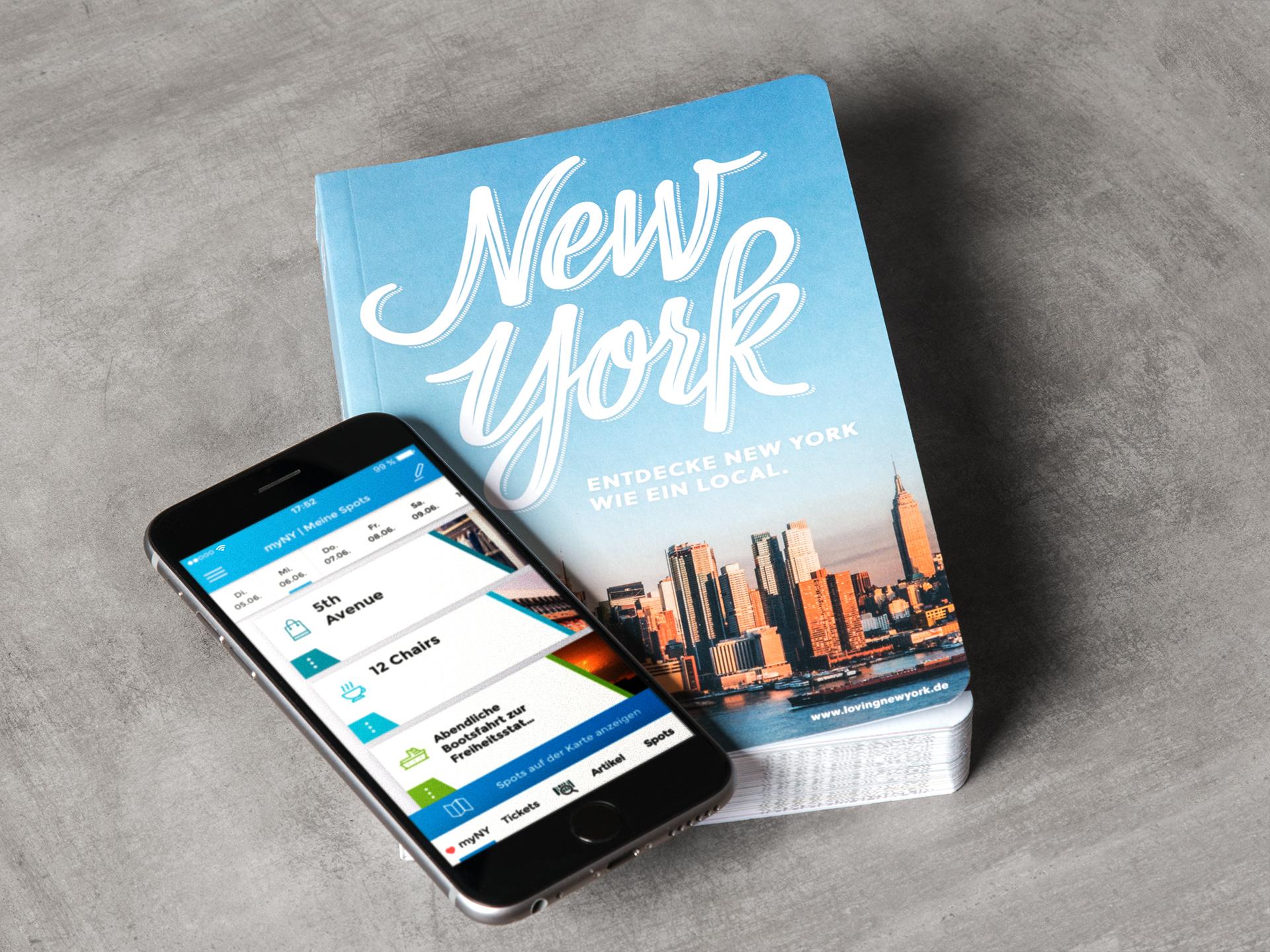 Loving New York Reiseführer