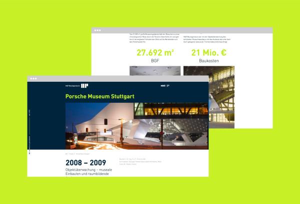 H&P Bauingenieure – Website Relaunch (2)