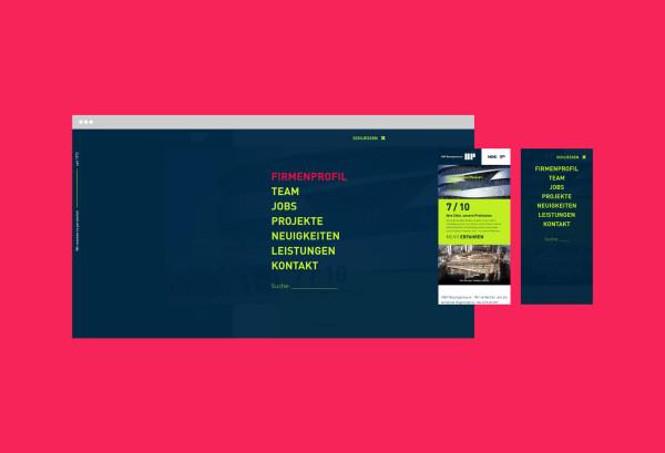 H&P Bauingenieure – Website Relaunch (4)
