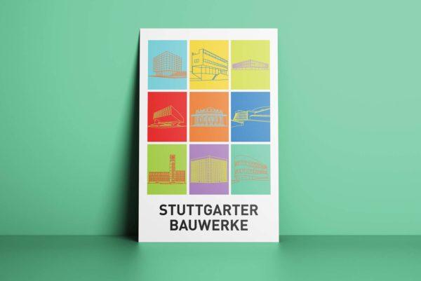 Stuttgarter Bauwerke (9)