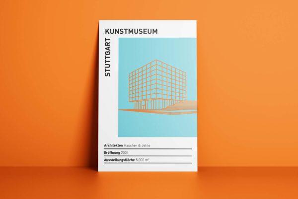 Stuttgarter Bauwerke (1)