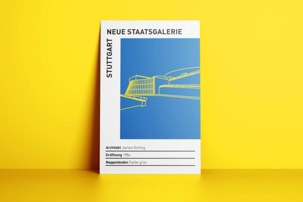 Stuttgarter Bauwerke (5)