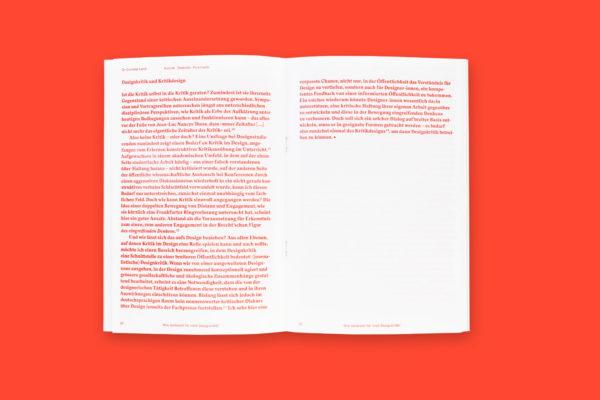 Was bedeutet für mich Designkritik? (4)