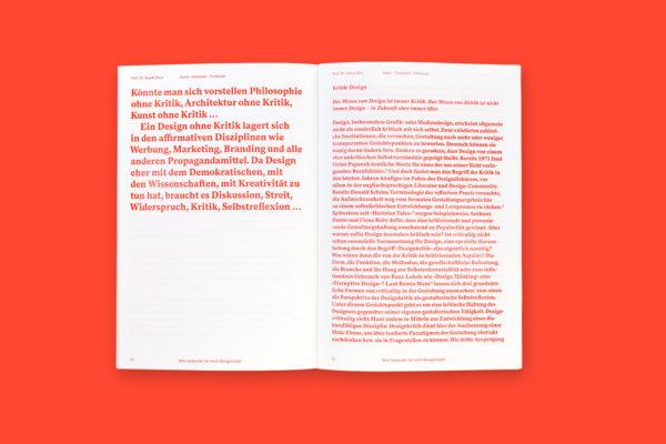 Was bedeutet für mich Designkritik? (3)