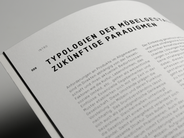 Typologien der Möbelgestaltung – zukünftige Paradigmen (12)