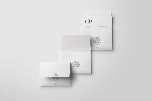 Die Villa – Corporate Identity (3)