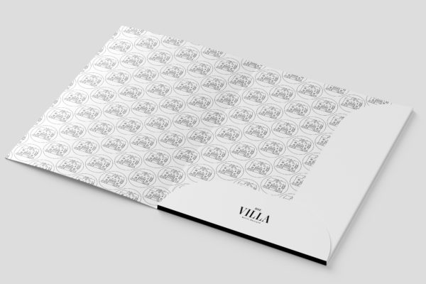 Die Villa – Corporate Identity (5)
