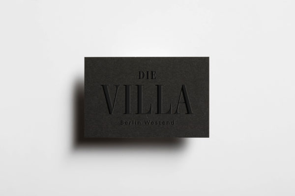 Die Villa – Corporate Identity (6)