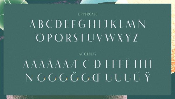 Wandeln – Animated Typeface Promo (10)