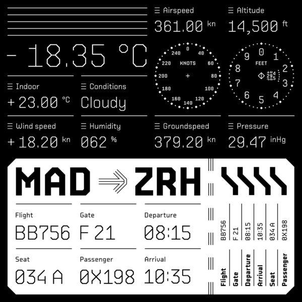 BB Strata™ Pro – Typeface (2)