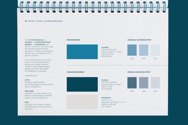 Gegen den Strom: Neues Erscheinungsbild für Angler, Fischer und Co. Landesfischereiverband Bayern e.V. (11)