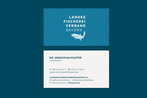 Gegen den Strom: Neues Erscheinungsbild für Angler, Fischer und Co. Landesfischereiverband Bayern e.V. (6)