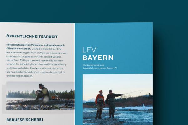 Gegen den Strom: Neues Erscheinungsbild für Angler, Fischer und Co. Landesfischereiverband Bayern e.V. (12)