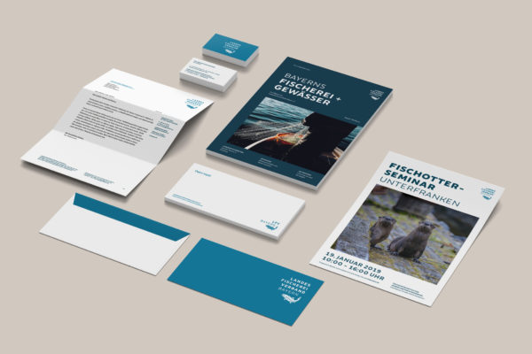 Gegen den Strom: Neues Erscheinungsbild für Angler, Fischer und Co. Landesfischereiverband Bayern e.V. (1)