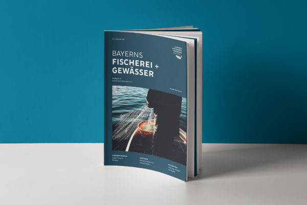 Gegen den Strom: Neues Erscheinungsbild für Angler, Fischer und Co. Landesfischereiverband Bayern e.V. (3)