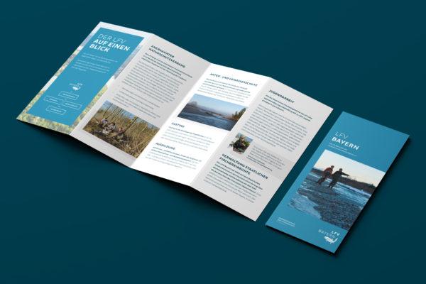 Gegen den Strom: Neues Erscheinungsbild für Angler, Fischer und Co. Landesfischereiverband Bayern e.V. (10)