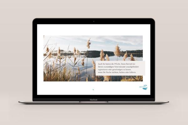 Gegen den Strom: Neues Erscheinungsbild für Angler, Fischer und Co. Landesfischereiverband Bayern e.V. (7)