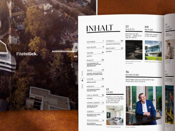 Livingin! Das Lifestylemagazin (2)
