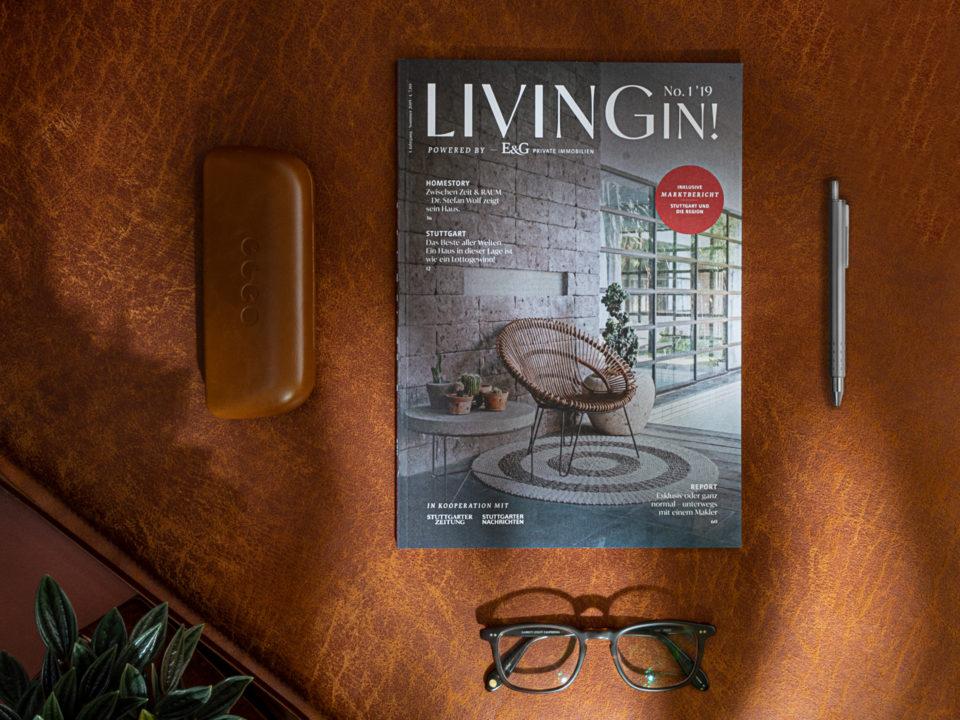 Livingin! Das Lifestylemagazin (1)