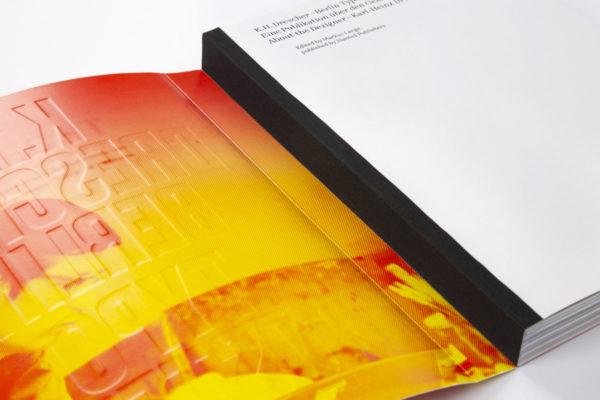 Karl-Heinz Drescher — Berlin Typo Posters, Texts, and Interviews (3)