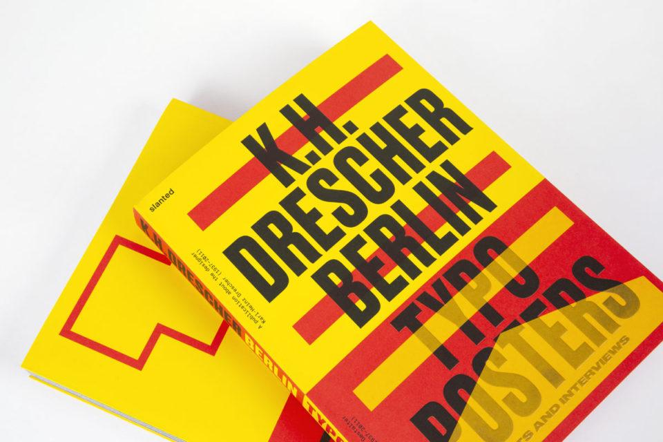 Karl-Heinz Drescher — Berlin Typo Posters, Texts, and Interviews (1)