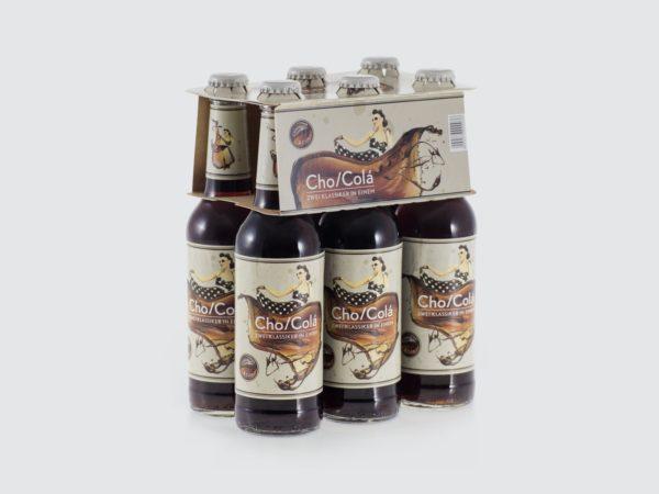 Cho/colá – die Cola mit dem Schoko-Tick. (3)