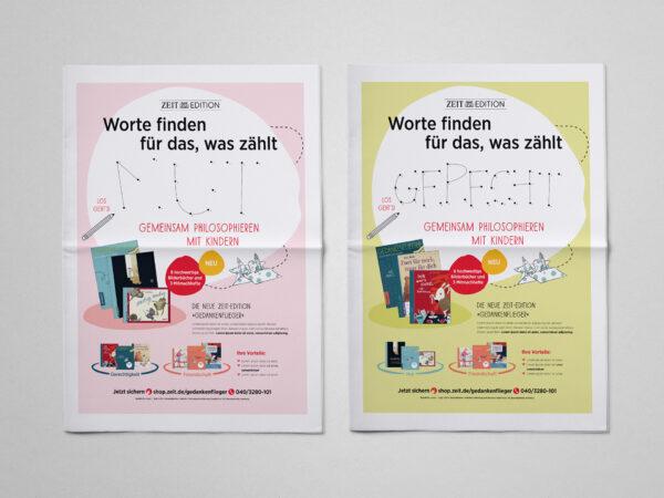Kampagnen Key-Visual für Zeit-Edition (1)