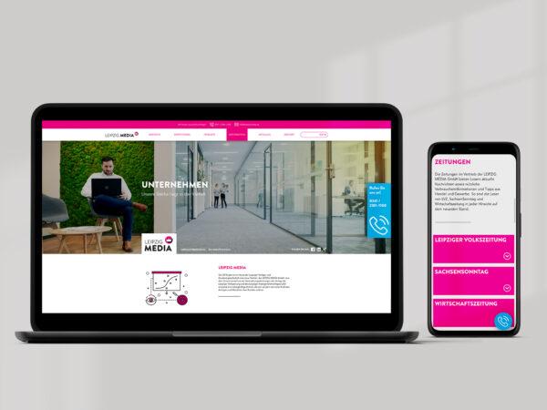 Corporate Design – Leipzig Media (2)