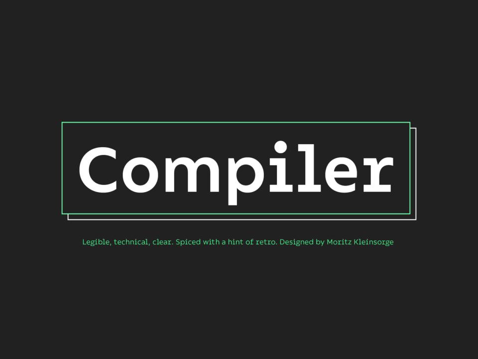 Compiler (1)