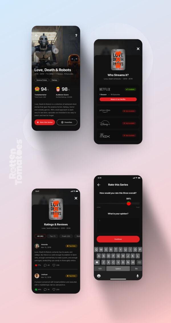 Rotten Tomatoes – App Konzept (Case Study) (3)