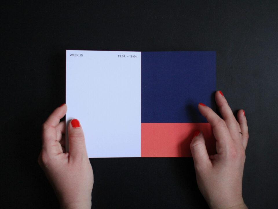 Color Combination Calender