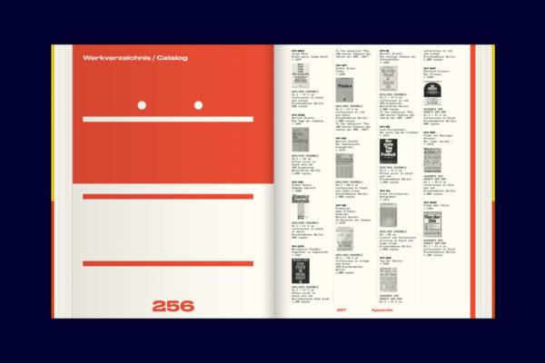 Karl-Heinz Drescher — Berlin Typo Posters, Texts, and Interviews (22)