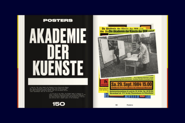 Karl-Heinz Drescher — Berlin Typo Posters, Texts, and Interviews (15)