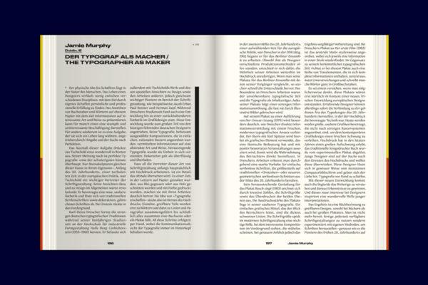 Karl-Heinz Drescher — Berlin Typo Posters, Texts, and Interviews (20)