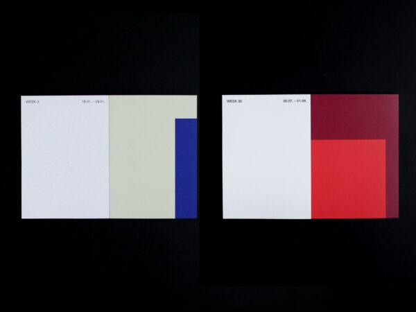 Color Combination Calender (4)