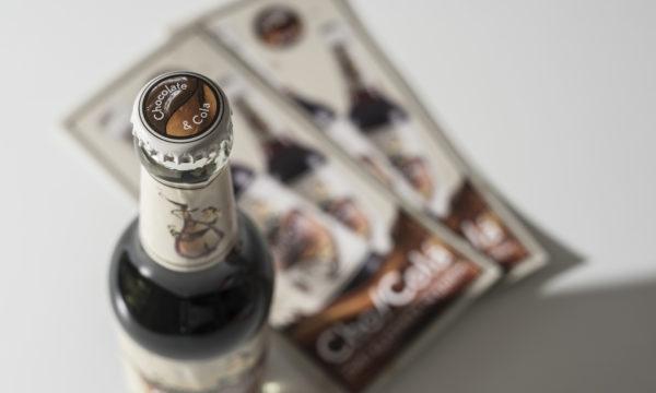 Cho/colá – die Cola mit dem Schoko-Tick. (4)
