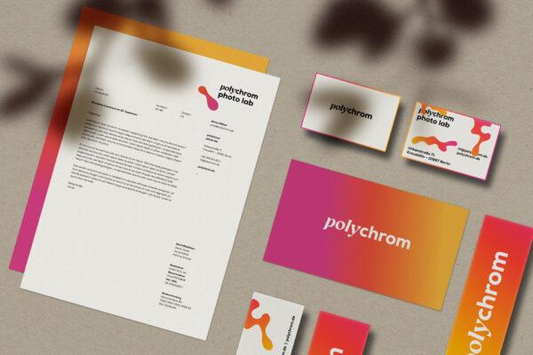 Branding & Visual Identity for Polychrom (1)